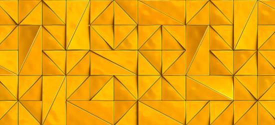 """Стеновая панель с фотопечатью """"Желтая"""""""