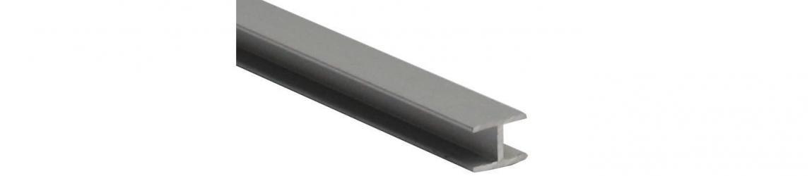 Планка соединительная для стеновых панелей 6 мм