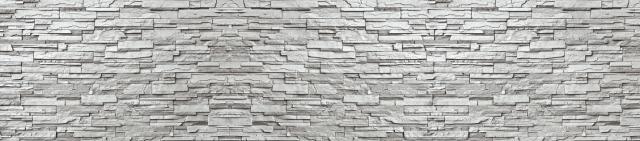 """Стеновая панель с фотопечатью FM18 """"Серый дикий камень"""""""