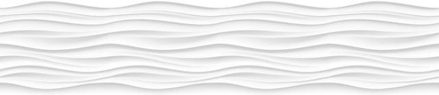 """Стеновая панель с фотопечатью SP074 """"Белая волна"""""""