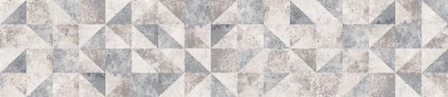 """Стеновая панель с фотопечатью """"Затертые треугольники"""""""