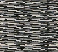 """Стеновая панель с фотопечатью """"Черно-белая мозаика"""""""