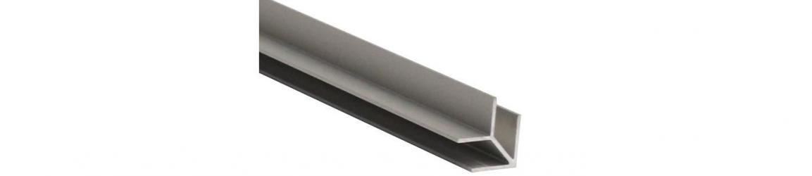 Угловая планка для стеновых панелей 6 мм