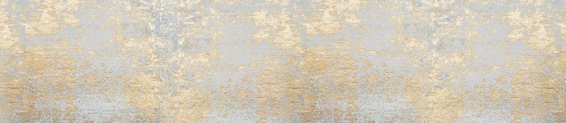 """Стеновая панель с фотопечатью """"Золотая штукатурка"""""""