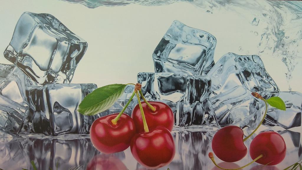 Картинки вишня лед